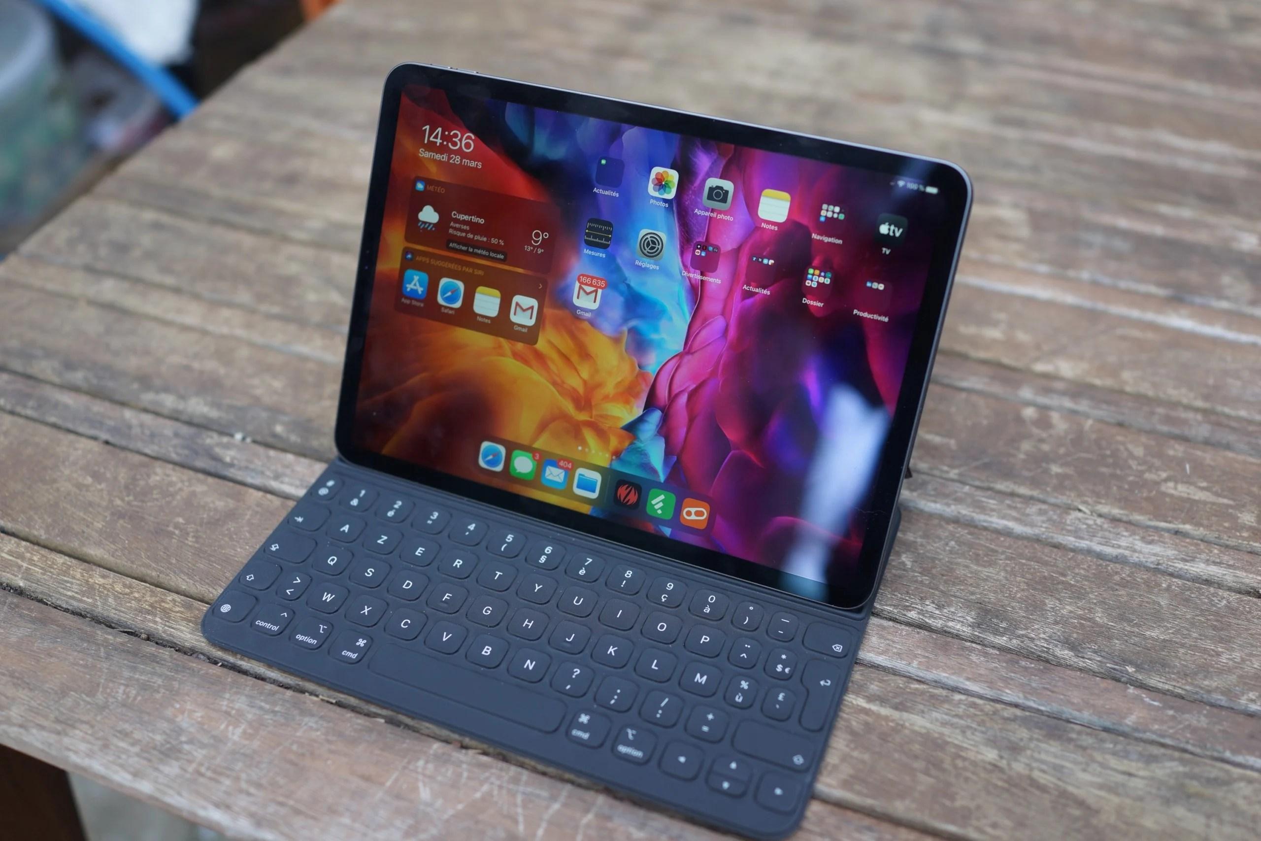 L'iPad Pro 2021 et son SoC A14X frôlerait les performances d'un Mac M1