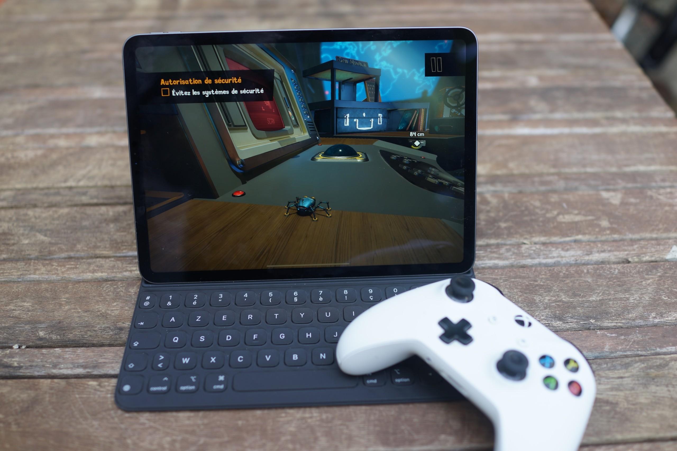 L'iPhone et l'iPad veulent rivaliser avec les PC et les consoles pour le jeu