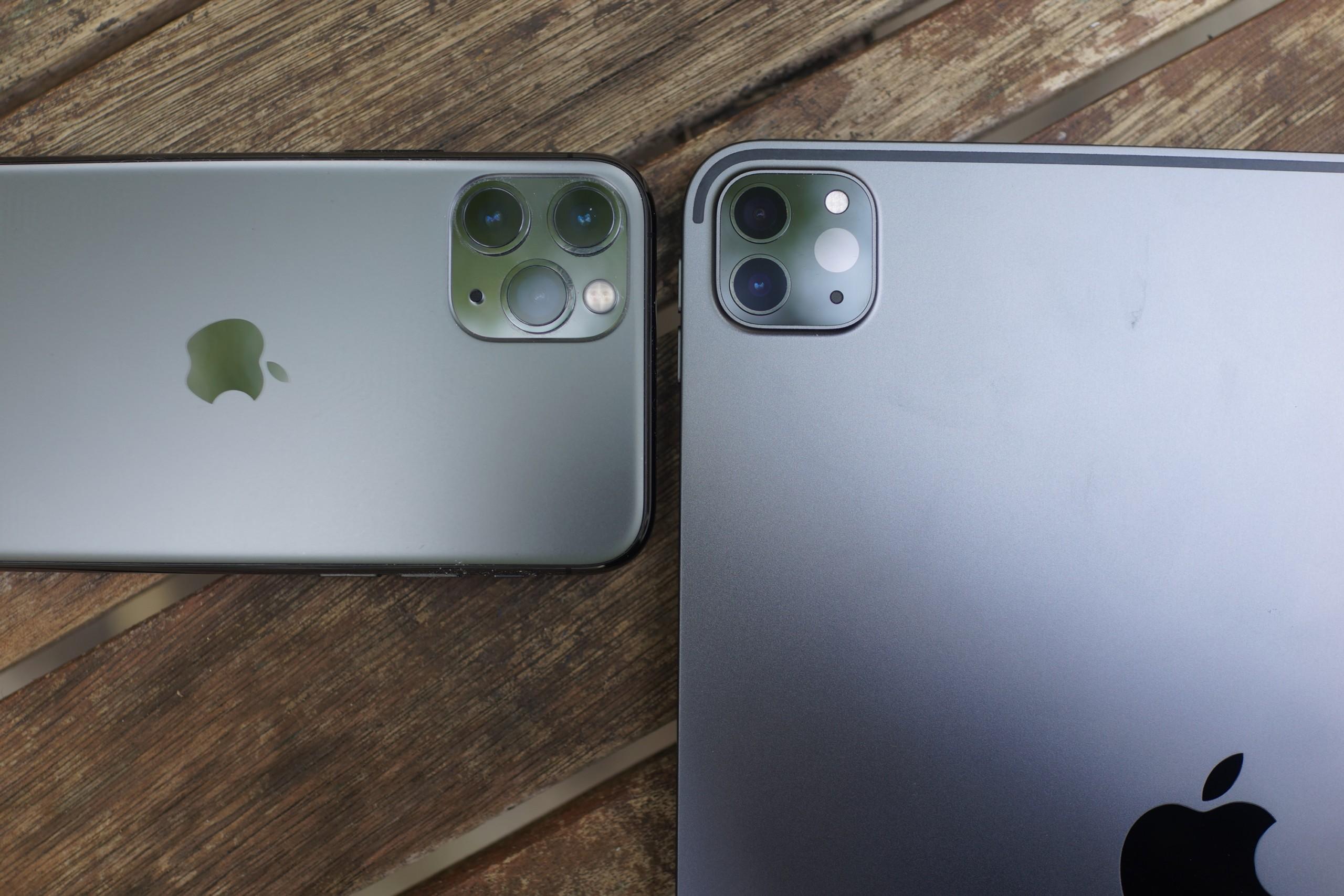L'iPhone 12 Pro profiterait d'un capteur en plus pour des mesures de distance précises
