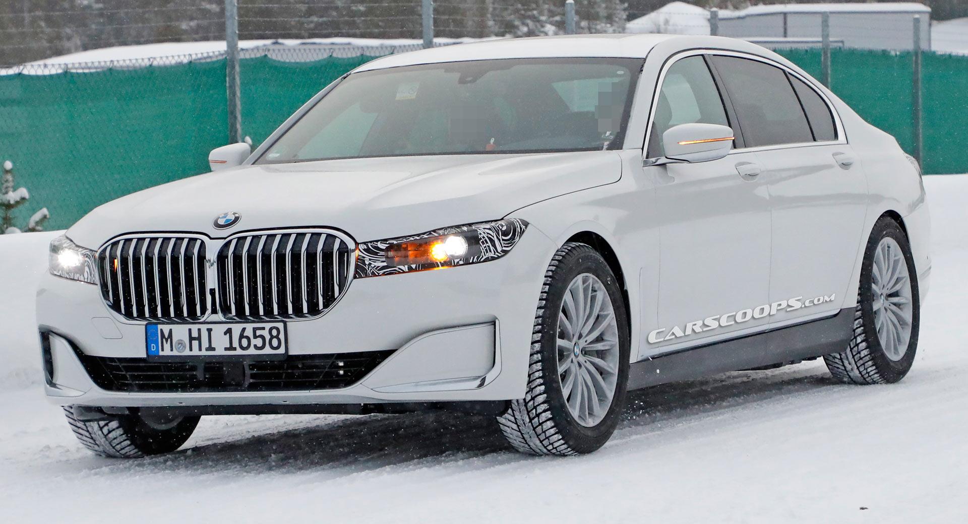 BMW à l'oeuvre sur une Série 7 entièrement électrique, la plus puissante de la lignée