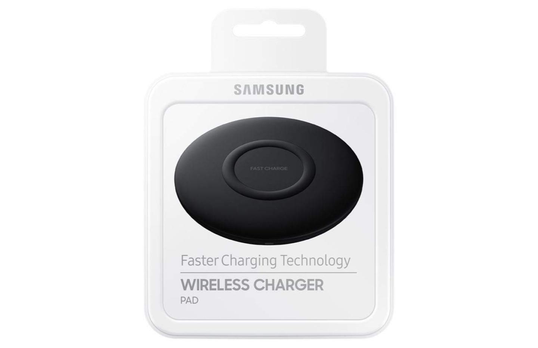 1 euro, c'est aujourd'hui le prix du chargeur sans fil de Samsung