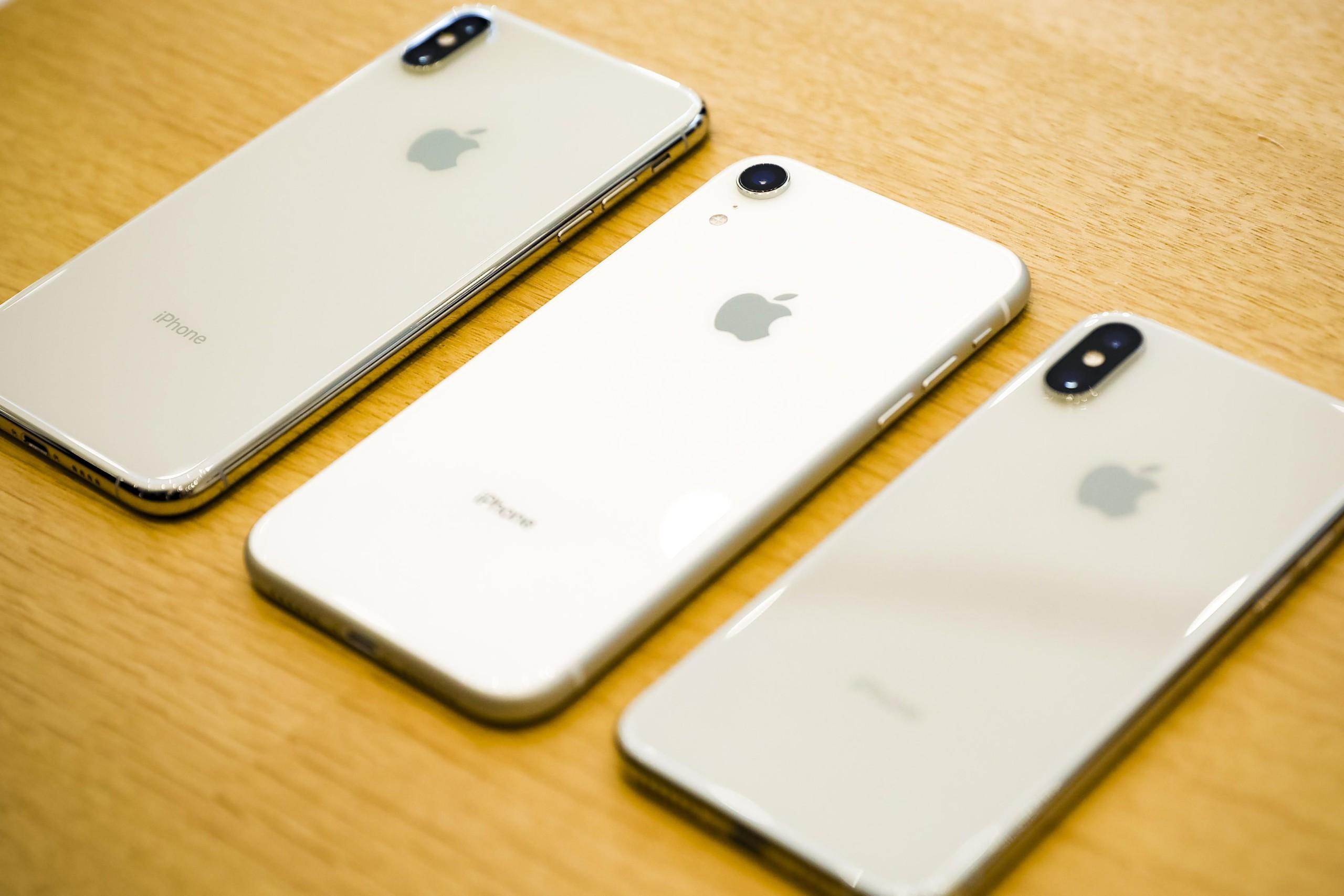 Quels sont les smartphones les plus contrefaits? L'iPhone8 en tête