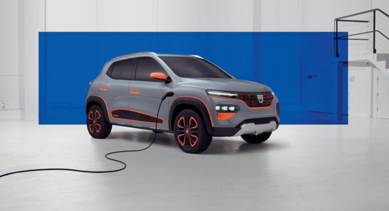 Dacia présente Spring, son premier SUV low cost, urbain et électrique inspiré du Renault K-ZE