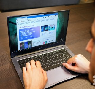 Test du Huawei Matebook D 2020 : le bon ultraportable au bon prix