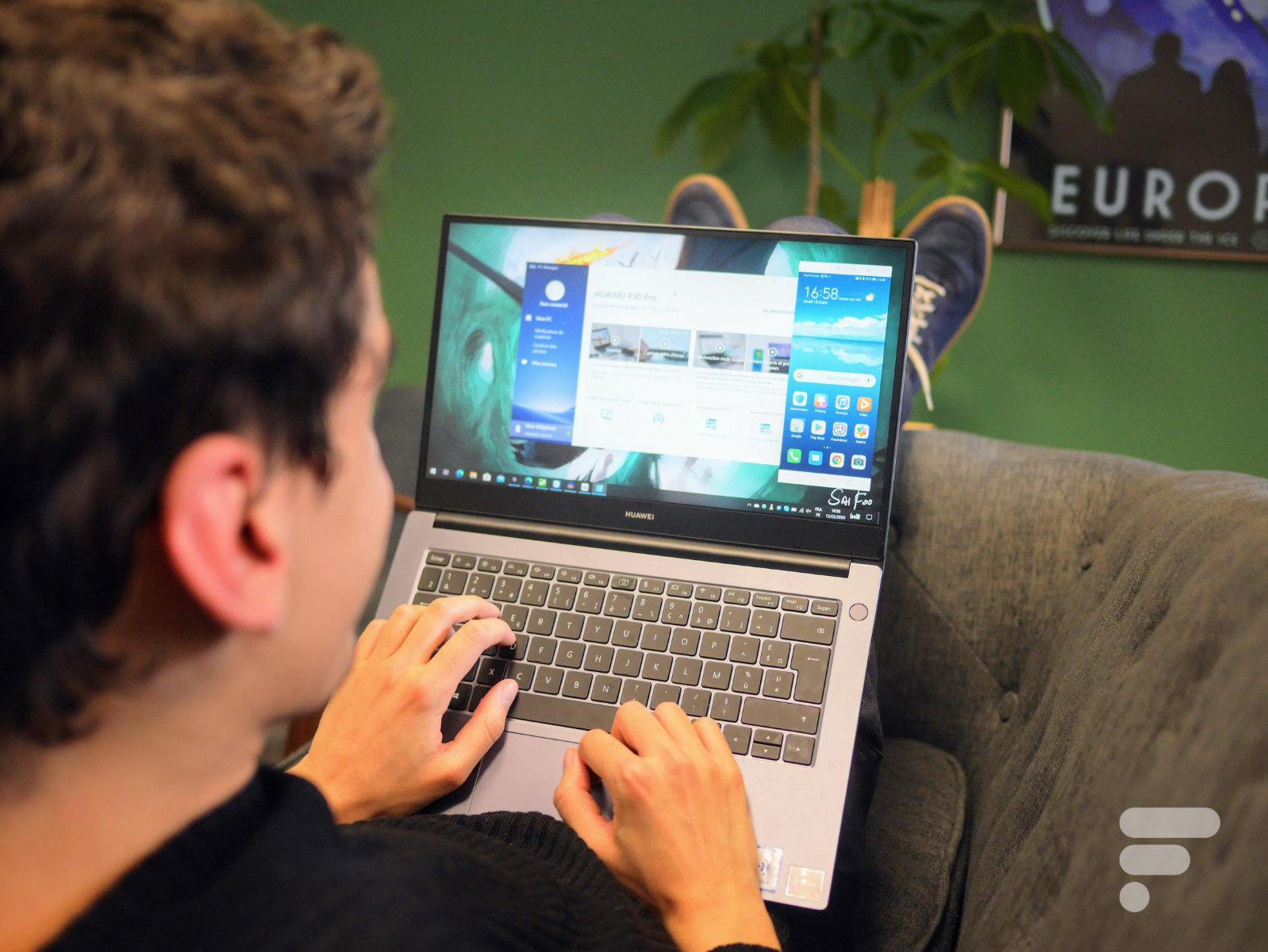 MateBook D : la version 2020 profite déjà de 100 euros de réduction