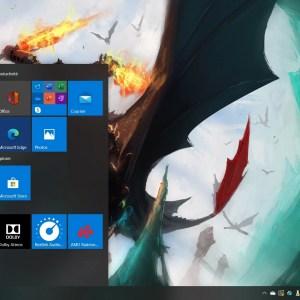 Fond d'écran piégeux, mise à jour Windows 10 et abonnement Samsung Access – Tech'spresso