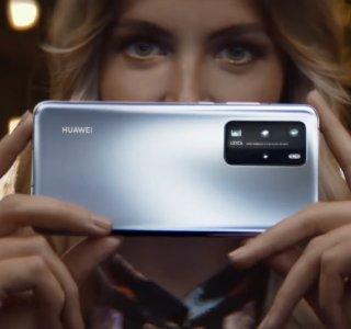 Huawei P40 Pro : une publicité dévoile le produit avant l'heure