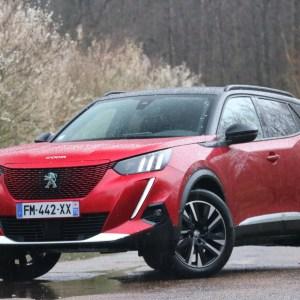 Essai de la Peugeot e-2008 : à charge de revanche