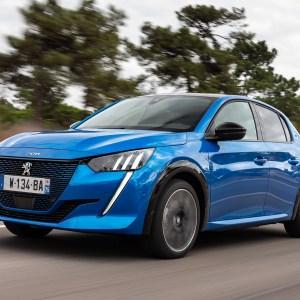 Essai de la Peugeot e-208 : un gout certain pour la techno et un appétit maîtrisé