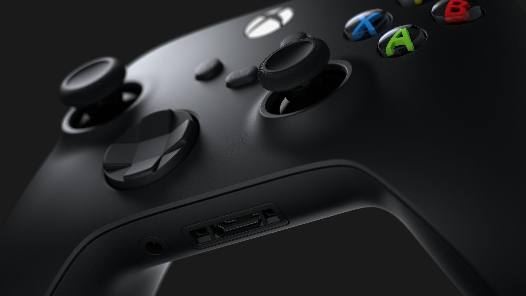 Xbox Series X : pourquoi la manette utilisera encore des piles AA