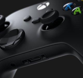 Xbox Series X : la nouvelle manette Xbox apparait en blanc sur le web