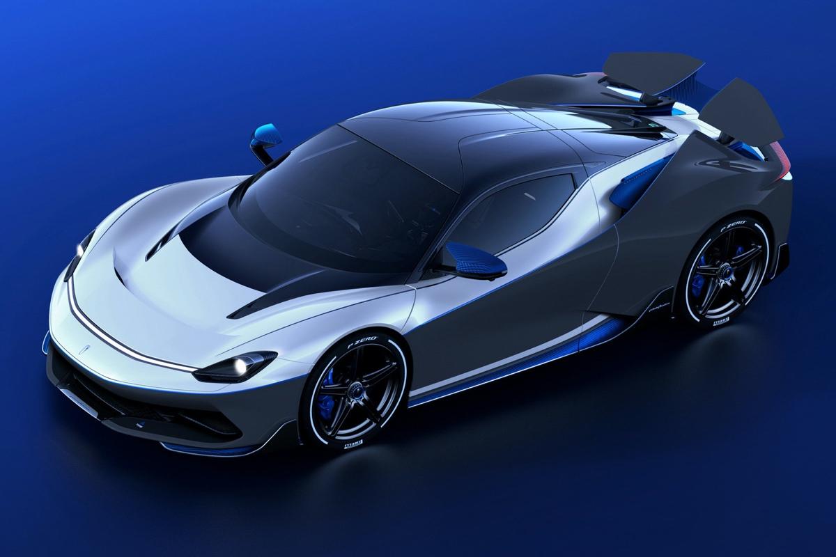 Pininfarina lance une édition (très) limitée à 2,6 millions d'euros de la Battista, son hypercar électrique