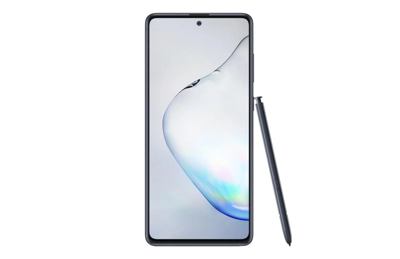 Économisez 110 euros sur le Samsung Galaxy Note 10 Lite (sans ODR)