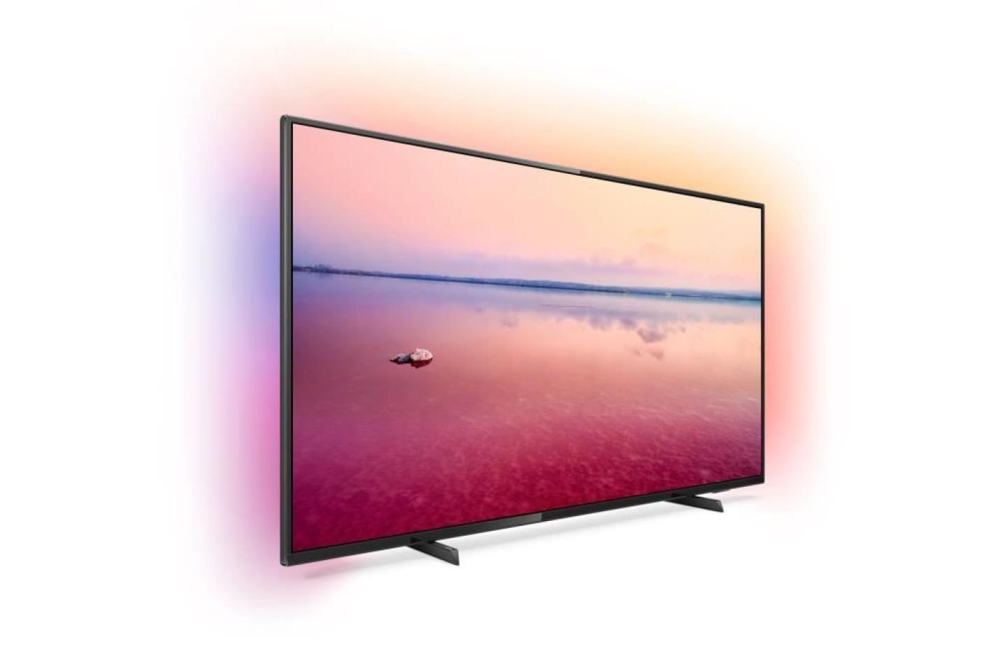Philips : TV 43″ ambilight et 4K, HDR, Dolby Vision/Atmos pour 319 euros seulement