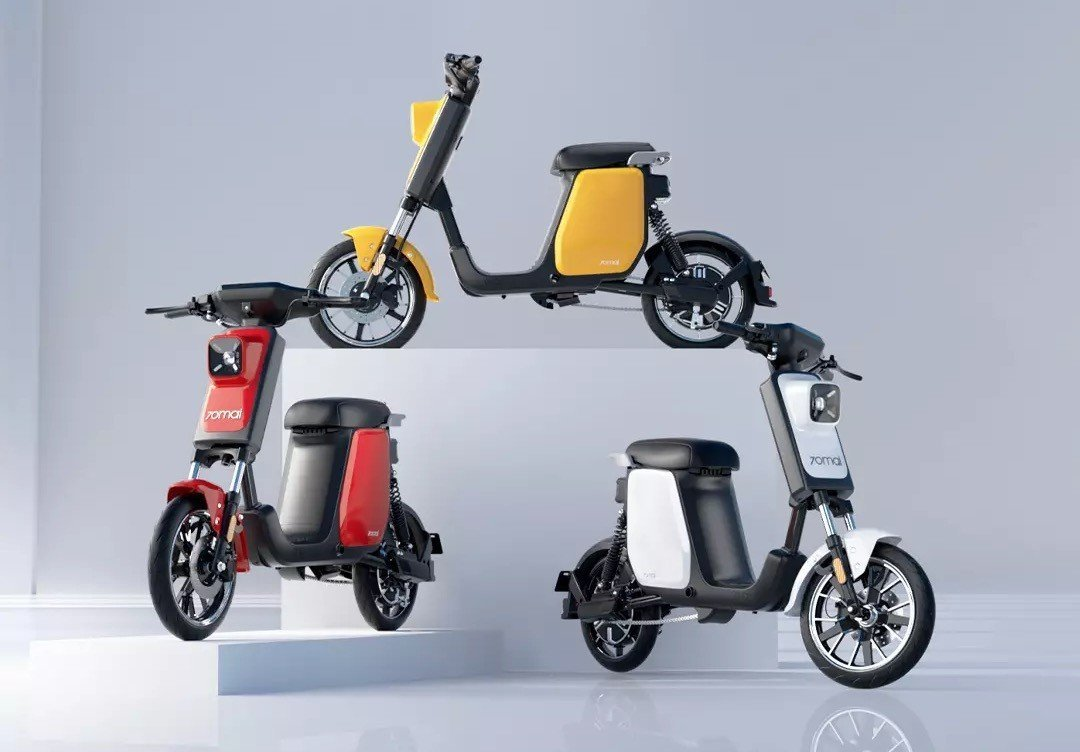 Xiaomi 70mai A1 et A1 Pro : deux scooters électriques avec écran tactile à moins de 500 euros