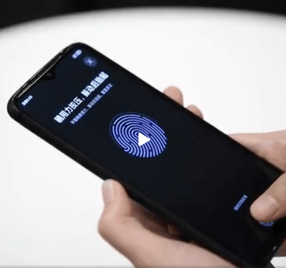 Xiaomi Redmi : un lecteur d'empreintes sous l'écran pour les smartphones à petit prix