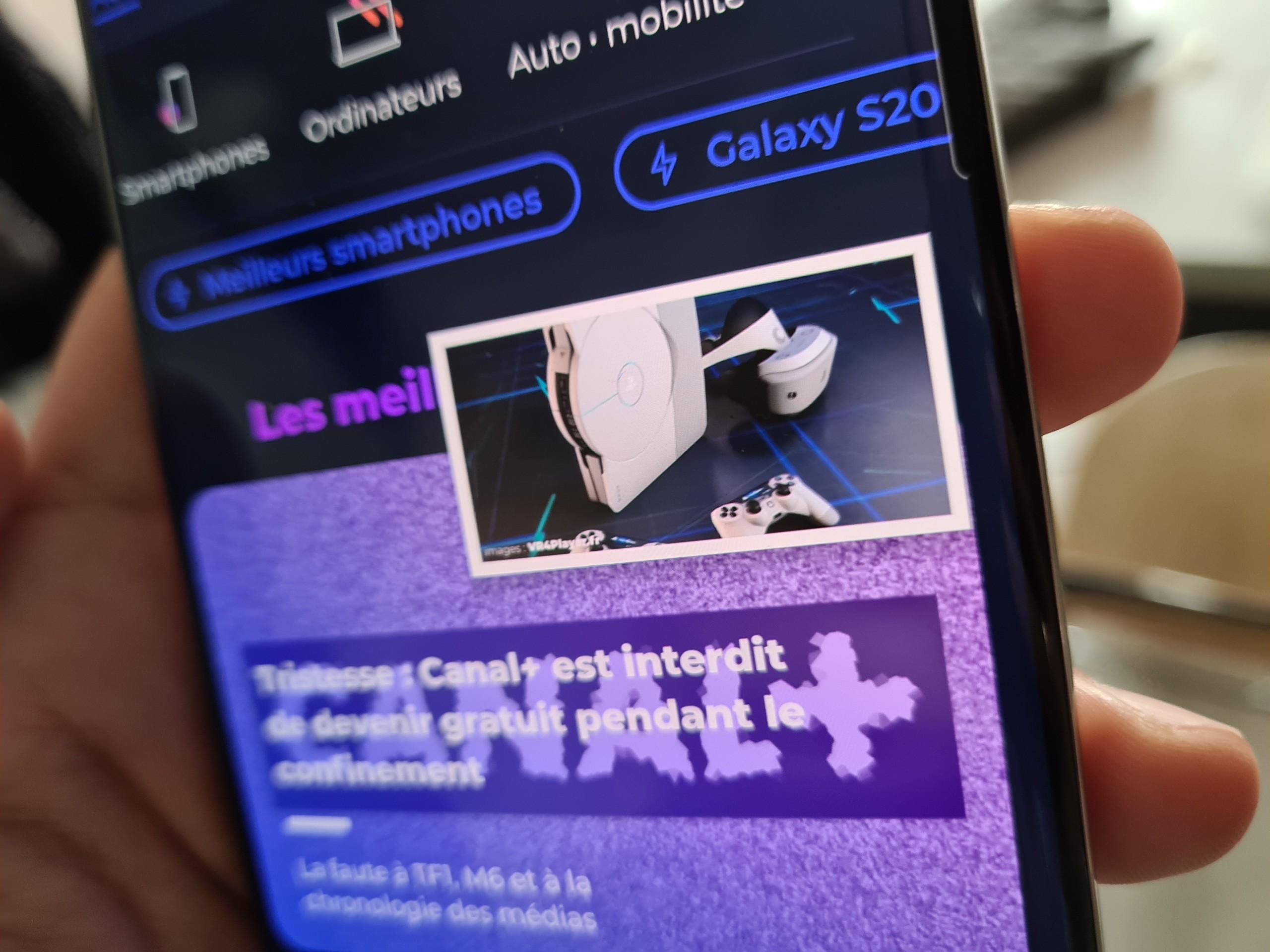 Android 11 : une amélioration bienvenue du picture in picture en perspective