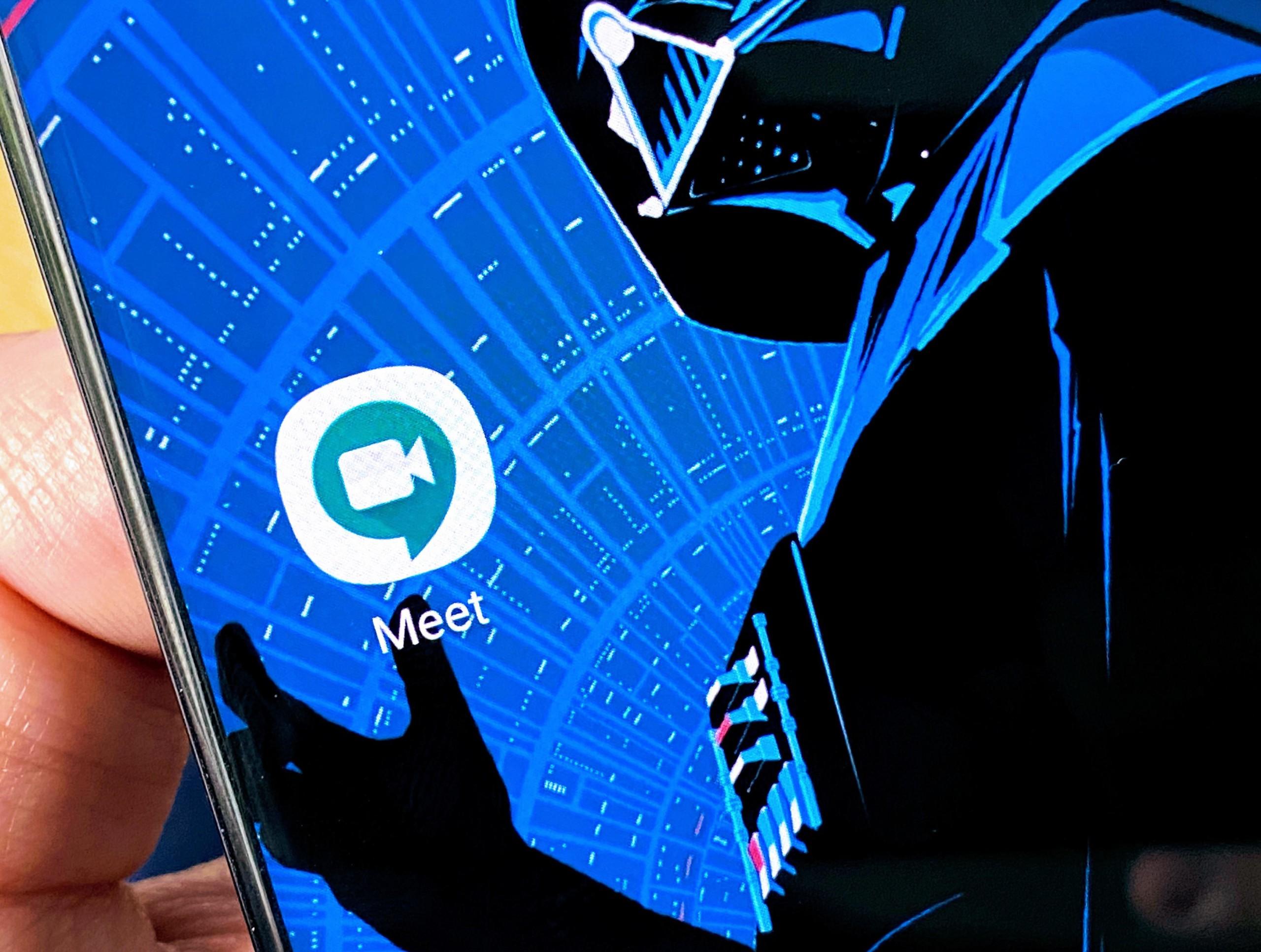 Google Meet pourrait remplacer Google Duo, mais pas tout de suite
