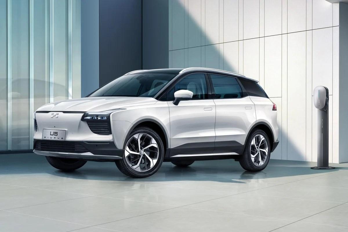 Aiways U5 : en précommandes dès avril, le SUV chinois électrisera l'Europe en août
