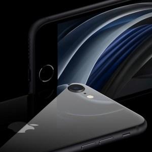 iPhone SE (2020): voici ses fonds d'écran à installer sur votre propre smartphone