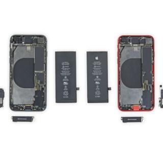 iPhone SE (2020) : peut-on utiliser des composants d'iPhone 8 pour le réparer ?