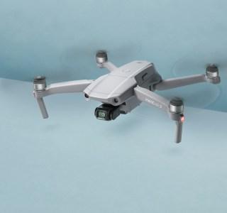 DJI présente le Mavic Air 2, LE drone pour débutants