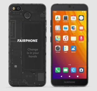 En adoptant l'OS /e/, Fairphone fait expressément le choix de se libérer de Google