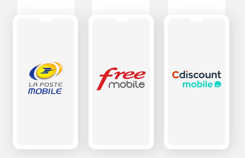 Forfait mobile : les 3 meilleures offres sans engagement à moins de 10 €