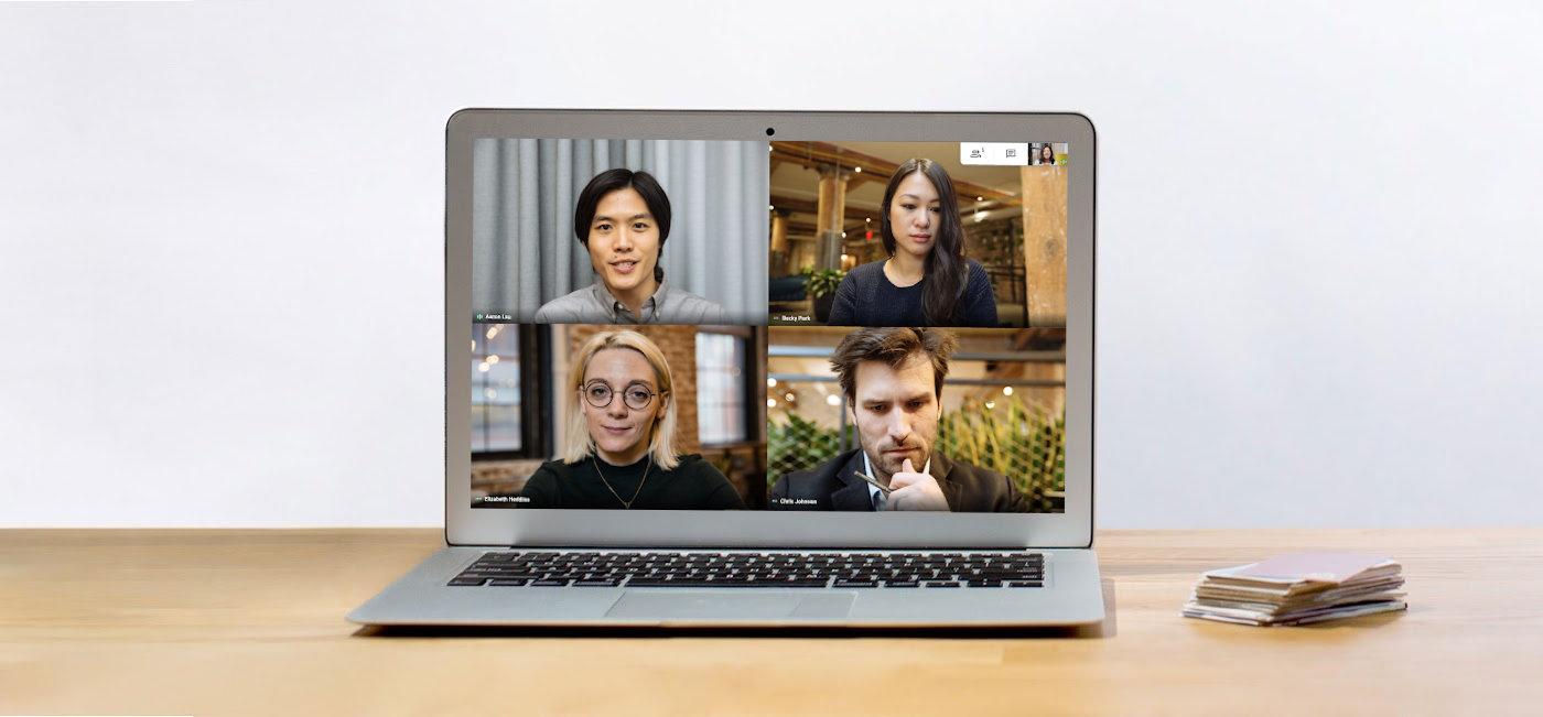 Google Meet met le paquet pour s'imposer sur Zoom sur le marché de la visioconférence
