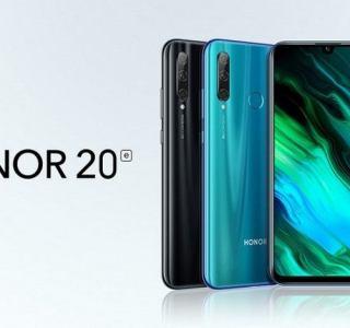 Honor 20e : un nouveau smartphone avec services Google… pas si nouveau que ça