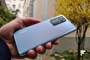 Test du Huawei P40 Pro : l'amour impossible (pour le moment)