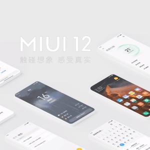 MIUI 12 : la version globale sera officiellement lancée la semaine prochaine