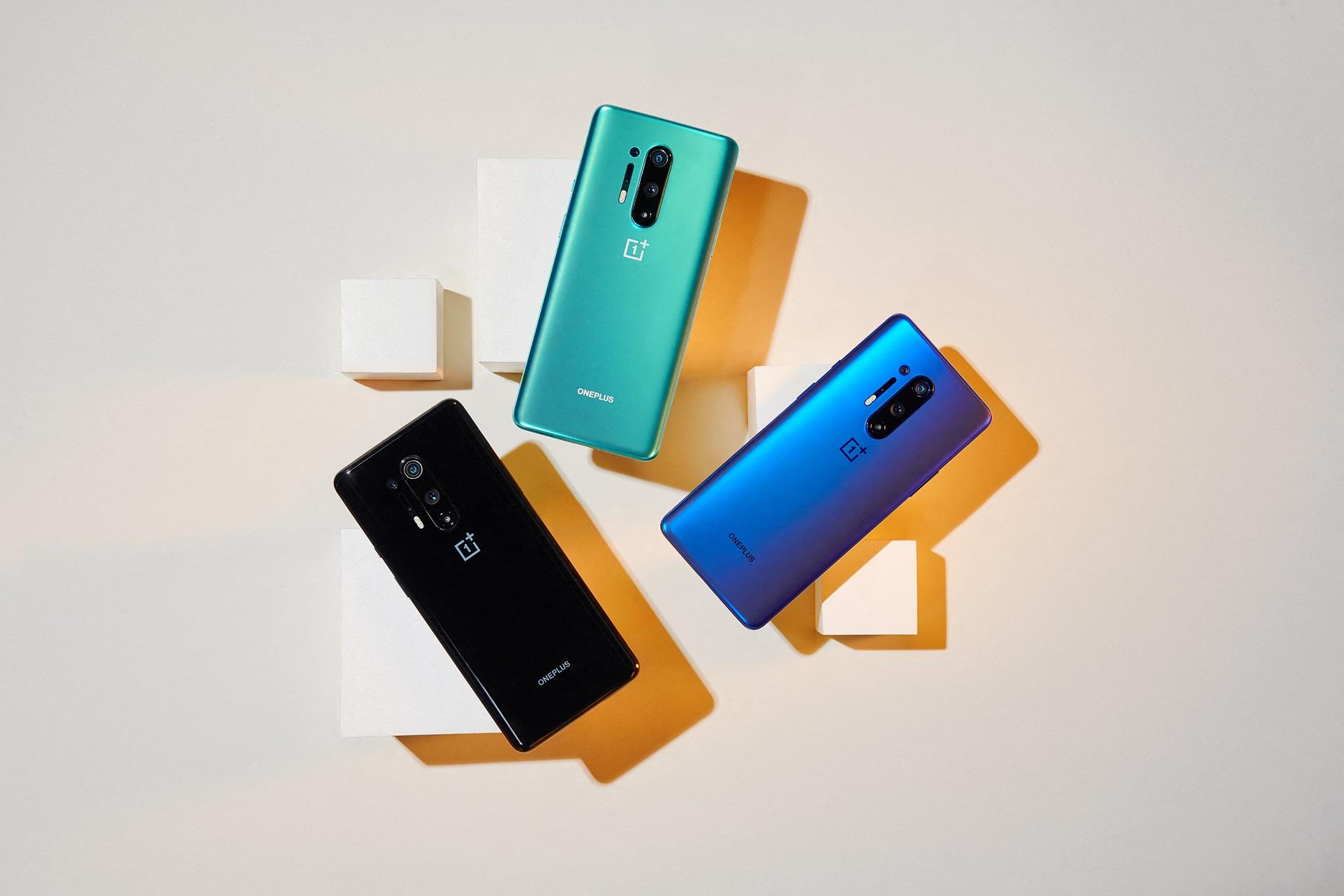 OnePlus 8 et 8 Pro officiellement présentés: une sérieuse montée en gamme