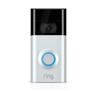 La sonnette connectée Ring Video Doorbell 2 est à moitié prix