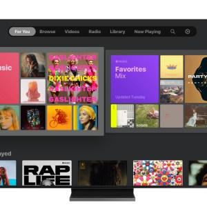 Vous pouvez désormais profiter d'Apple Music depuis votre TV Samsung
