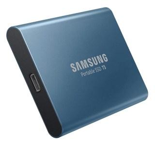 L'excellent SSD externe Samsung T5 est enfin de retour à un bon prix