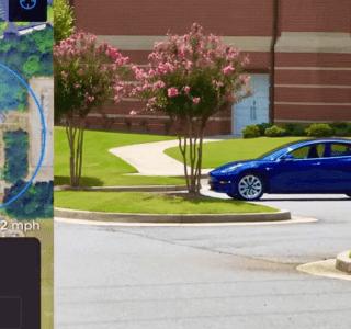 Votre Tesla devient votre voiturier : le mode Reverse Summon attendu fin 2020