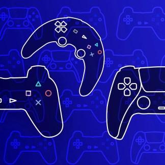 De la PS1 à la PS5 : (re)découvrez 5 générations de manettes PlayStation