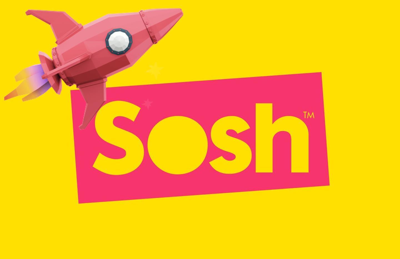 Sosh : l'offre Fibre optique est de retour à petit prix pendant un an
