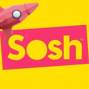 Sosh ajoute 20Go à ses deux forfaits illimités, et c'est gratuit