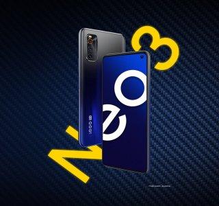 Vivo iQOO Neo3 5G : Snapdragon 865 et écran 144 Hz pour moins de 400 $