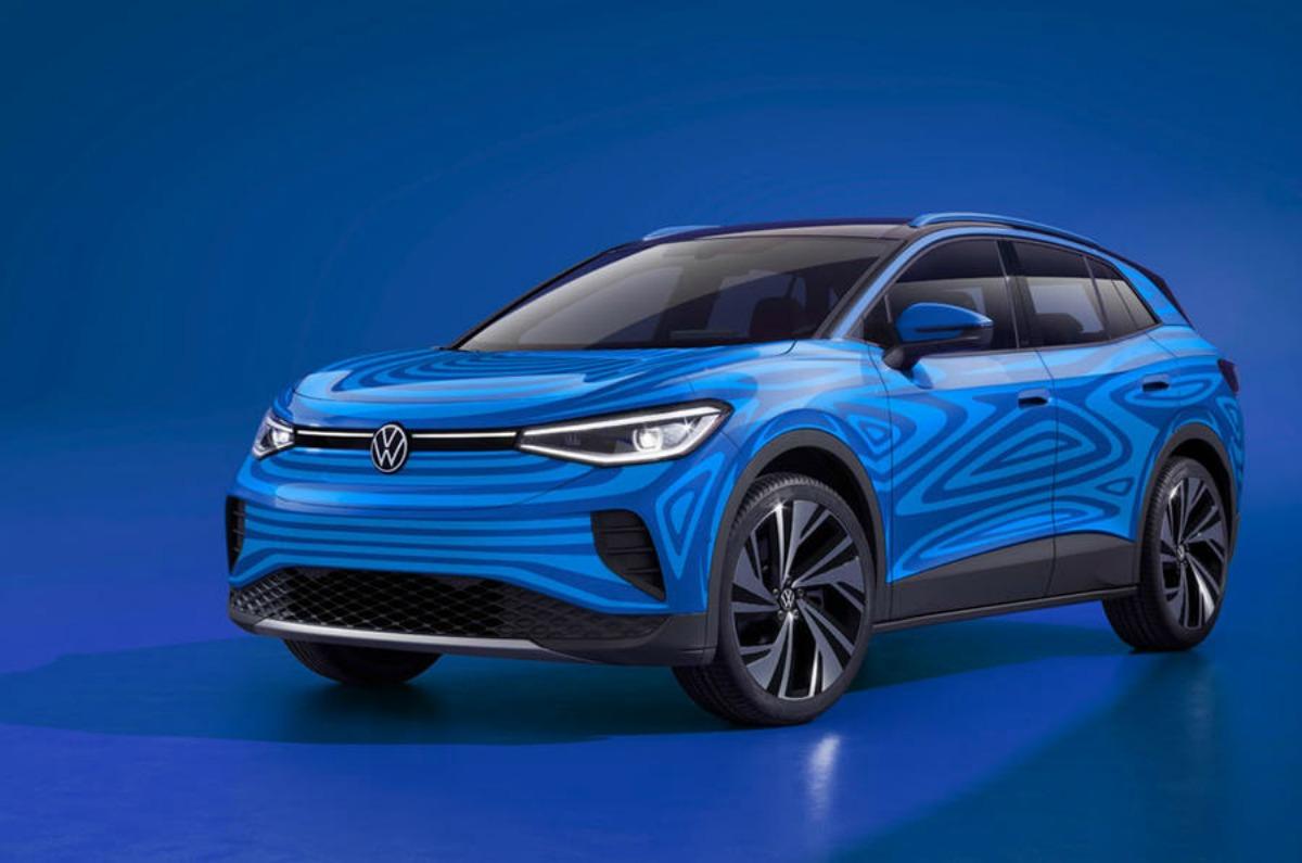 Volkswagen ID.4 : une belle autonomie et de nouvelle photos officielles pour le SUV électrique