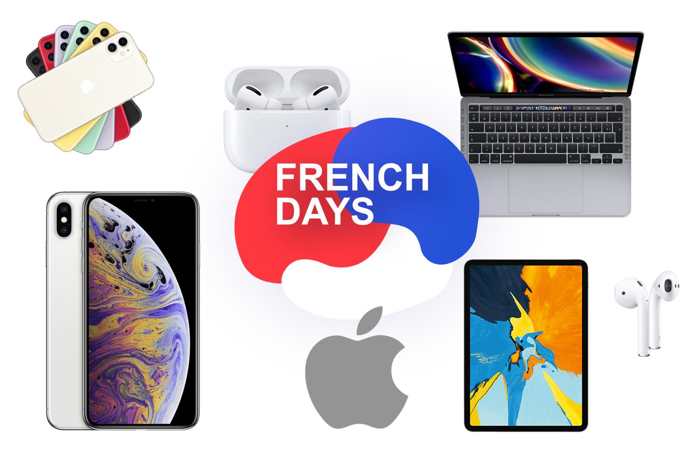 French Days x Apple : TOUTES les meilleures offres de la marque à la pomme