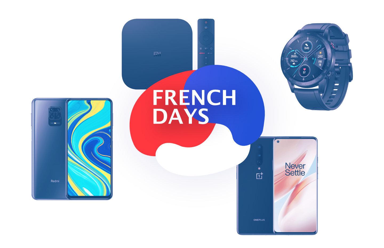 Redmi Note 9S ou OnePlus 8 à prix plancher : les French Days sont aussi chez AliExpress