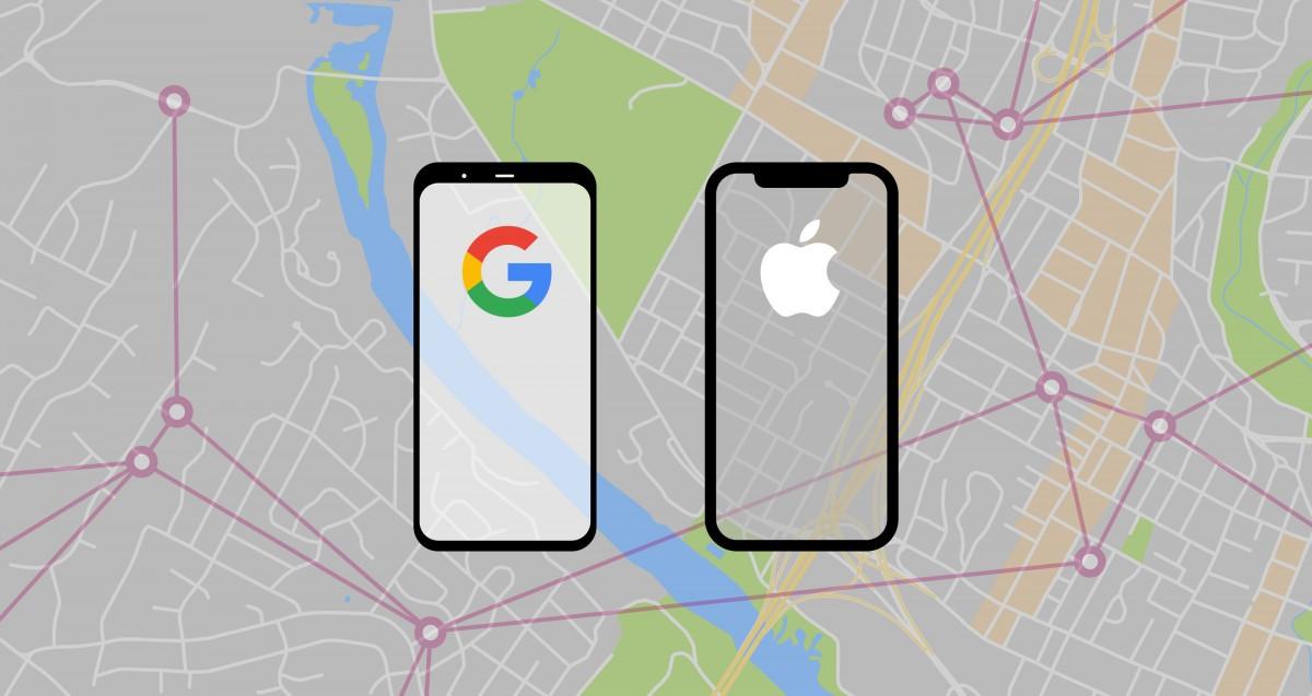 Covid-19 : le contact tracing d'Apple et Google est prêt, la France marche seule en Europe