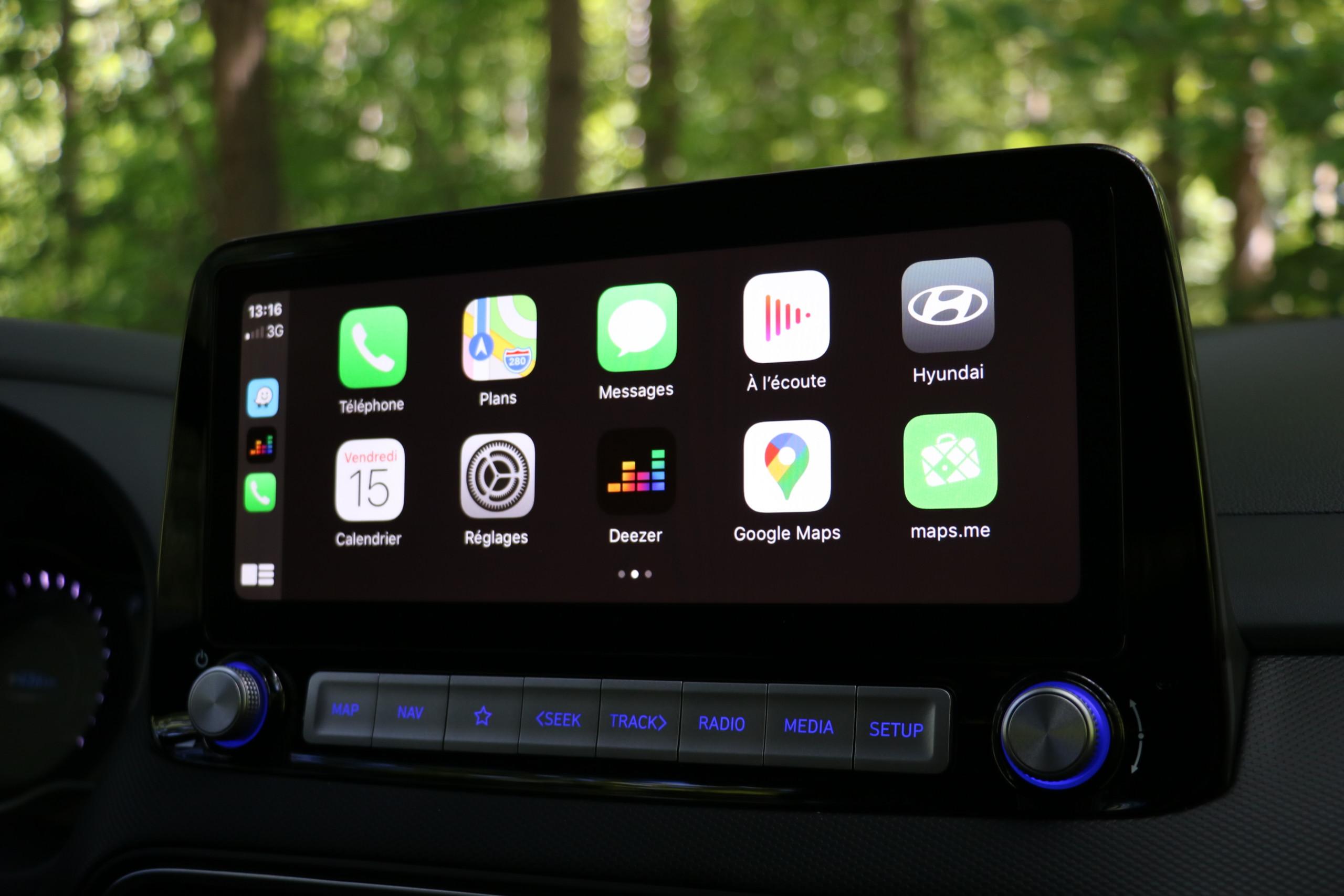 Votre Apple CarPlay est à la ramasse ? C'est peut-être la faute d'iOS 14.7
