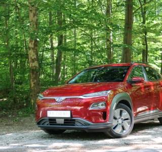 Essai de la Hyundai Kona electric: la meilleure alternative aux Tesla?