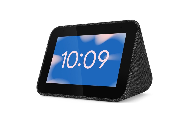 Le réveil connecté Lenovo Smart Clock est à moitié prix