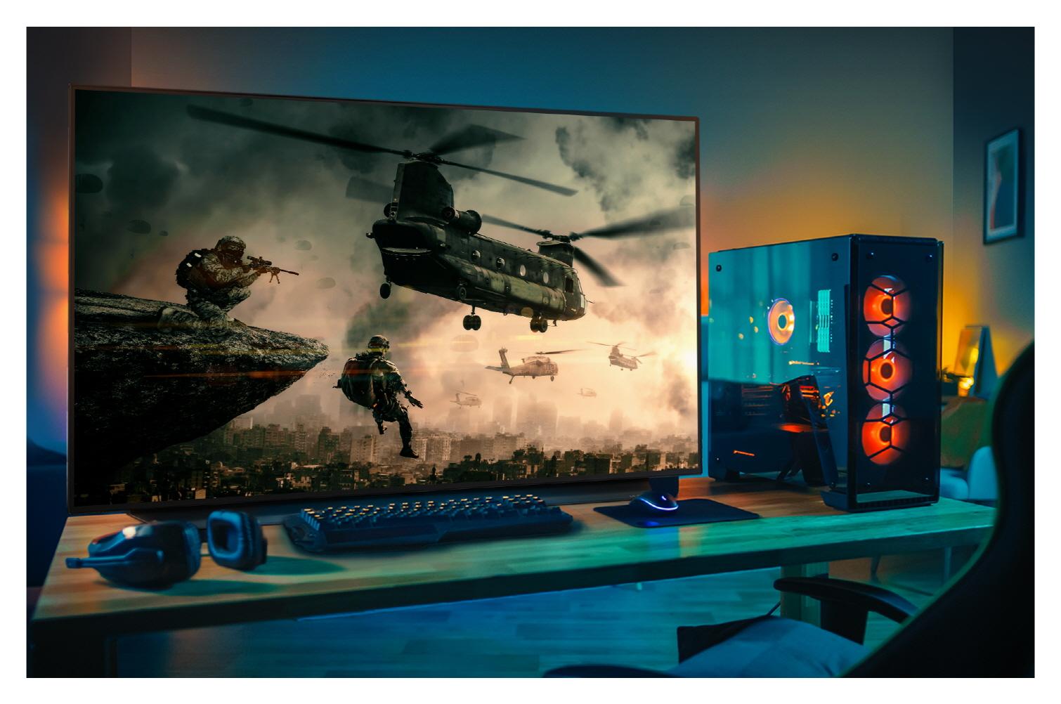 LG OLED48CX : la plus petite TV OLED arrive enfin sur le marché