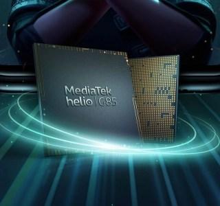 MediaTek dévoile son Helio G85, une puce entrée de gamme pensée pour jouer